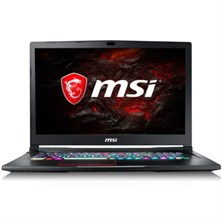 MSI GE73 RAIDER RGB 8RE-284XTR i7-8750H 32GB DOS